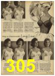 1962 Sears Spring Summer Catalog, Page 305