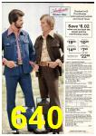 1976 Sears Fall Winter Catalog, Page 640