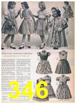1957 Sears Spring Summer Catalog, Page 346