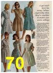 1965 Sears Spring Summer Catalog, Page 70