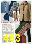 1976 Sears Fall Winter Catalog, Page 483