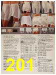 1987 Sears Spring Summer Catalog, Page 201