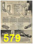 1965 Sears Fall Winter Catalog, Page 579