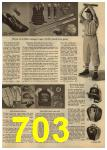 1961 Sears Spring Summer Catalog, Page 703