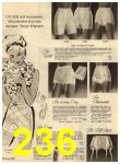 1960 Sears Spring Summer Catalog, Page 236