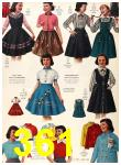 1956 Sears Fall Winter Catalog, Page 361