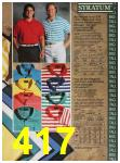 1988 Sears Spring Summer Catalog, Page 417