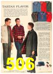 1962 Sears Fall Winter Catalog, Page 506