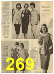 1960 Sears Spring Summer Catalog, Page 269