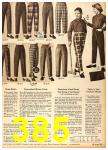 1958 Sears Fall Winter Catalog, Page 385
