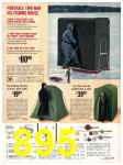 1971 Sears Fall Winter Catalog, Page 895