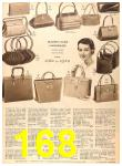 1956 Sears Fall Winter Catalog, Page 168
