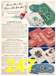 1947 Sears Christmas Book, Page 247
