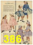 1960 Sears Spring Summer Catalog, Page 386