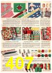 1961 Montgomery Ward Christmas Book, Page 407