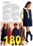 1971 Sears Fall Winter Catalog, Page 180