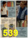 1965 Sears Spring Summer Catalog, Page 539