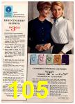 1966 Montgomery Ward Fall Winter Catalog, Page 105