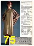 1978 Sears Fall Winter Catalog, Page 75