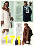 1971 Sears Fall Winter Catalog, Page 171