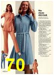 1974 Sears Spring Summer Catalog, Page 70