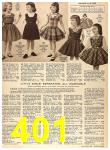 1956 Sears Fall Winter Catalog, Page 401