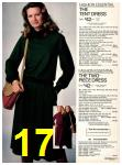 1978 Sears Fall Winter Catalog, Page 17