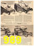 1960 Sears Fall Winter Catalog, Page 989