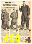 1940 Sears Fall Winter Catalog, Page 458
