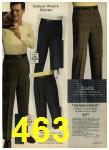 1968 Sears Fall Winter Catalog, Page 463
