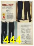 1965 Sears Fall Winter Catalog, Page 444