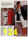 1987 Sears Spring Summer Catalog, Page 124
