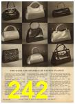 1965 Sears Spring Summer Catalog, Page 242