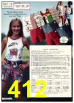 1977 Sears Spring Summer Catalog, Page 412