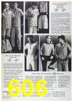 1967 Sears Spring Summer Catalog, Page 606