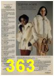 1980 Sears Fall Winter Catalog, Page 363