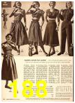 1949 Sears Spring Summer Catalog, Page 188