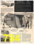 1964 Sears Spring Summer Catalog, Page 784