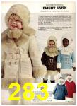 1975 Sears Fall Winter Catalog, Page 283