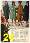 1962 Sears Fall Winter Catalog, Page 24