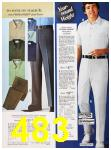 1973 Sears Spring Summer Catalog, Page 483