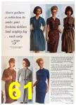 1964 Sears Fall Winter Catalog, Page 61