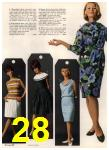 1965 Sears Spring Summer Catalog, Page 28