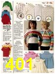 1982 Sears Fall Winter Catalog, Page 401