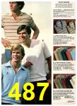 1980 Sears Spring Summer Catalog, Page 487