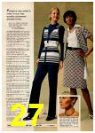 1972 Montgomery Ward Spring Summer Catalog, Page 27