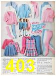 1967 Sears Fall Winter Catalog, Page 403