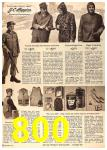 1960 Sears Fall Winter Catalog, Page 800