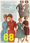 1962 Sears Fall Winter Catalog, Page 68
