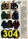 1973 Sears Fall Winter Catalog, Page 304
